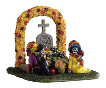 Lemax Day of the Dead
