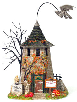 haunted tower tours