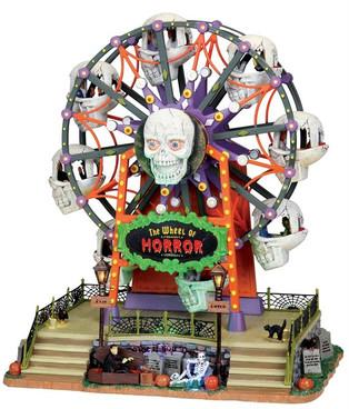 Lemax Wheel of Horror