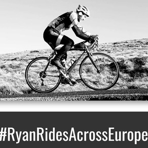 Ryan Anderton: Cycling Against Coronavirus