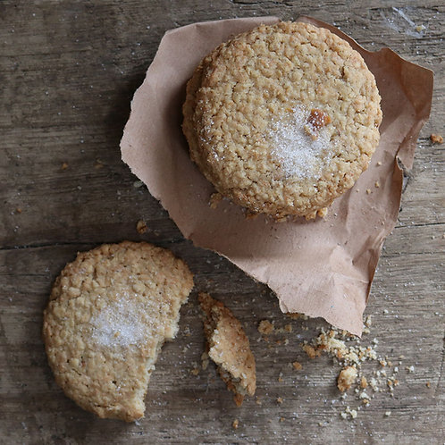 Oatmeal Biscuits