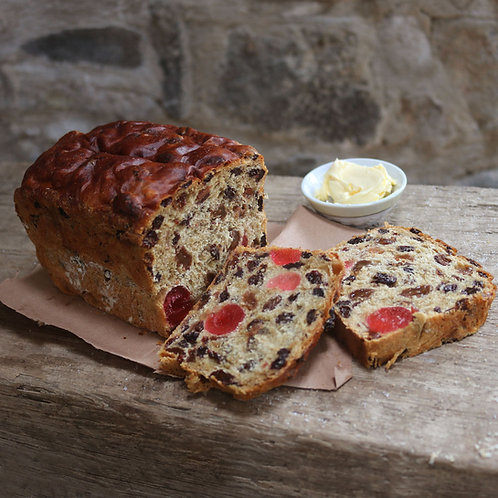 Irish Fruit Loaf
