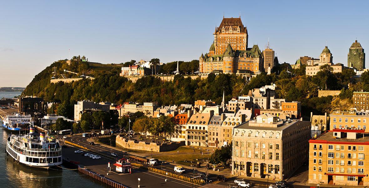 Québec - 26 août 2018