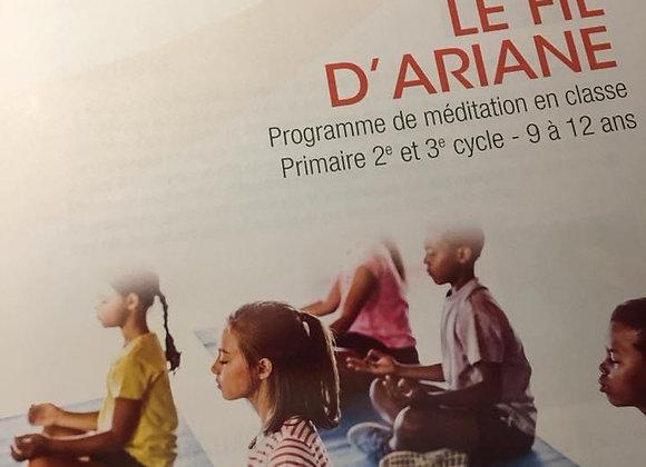 Guide de pratique Méditation en classe -  4 à 8 ans