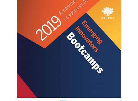 The 2019 American express leadership bootcamp
