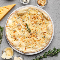 cheesy-pizza-decorated-with-chopped-nuts