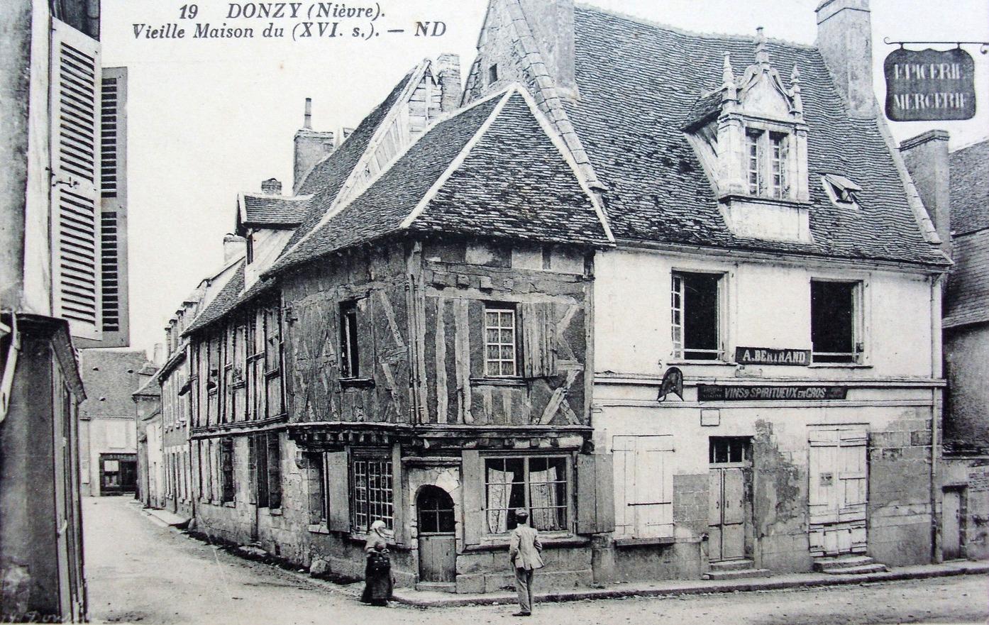 Donzy-maison-du-16eme