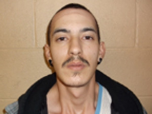 Fugitive caught in mobile home park