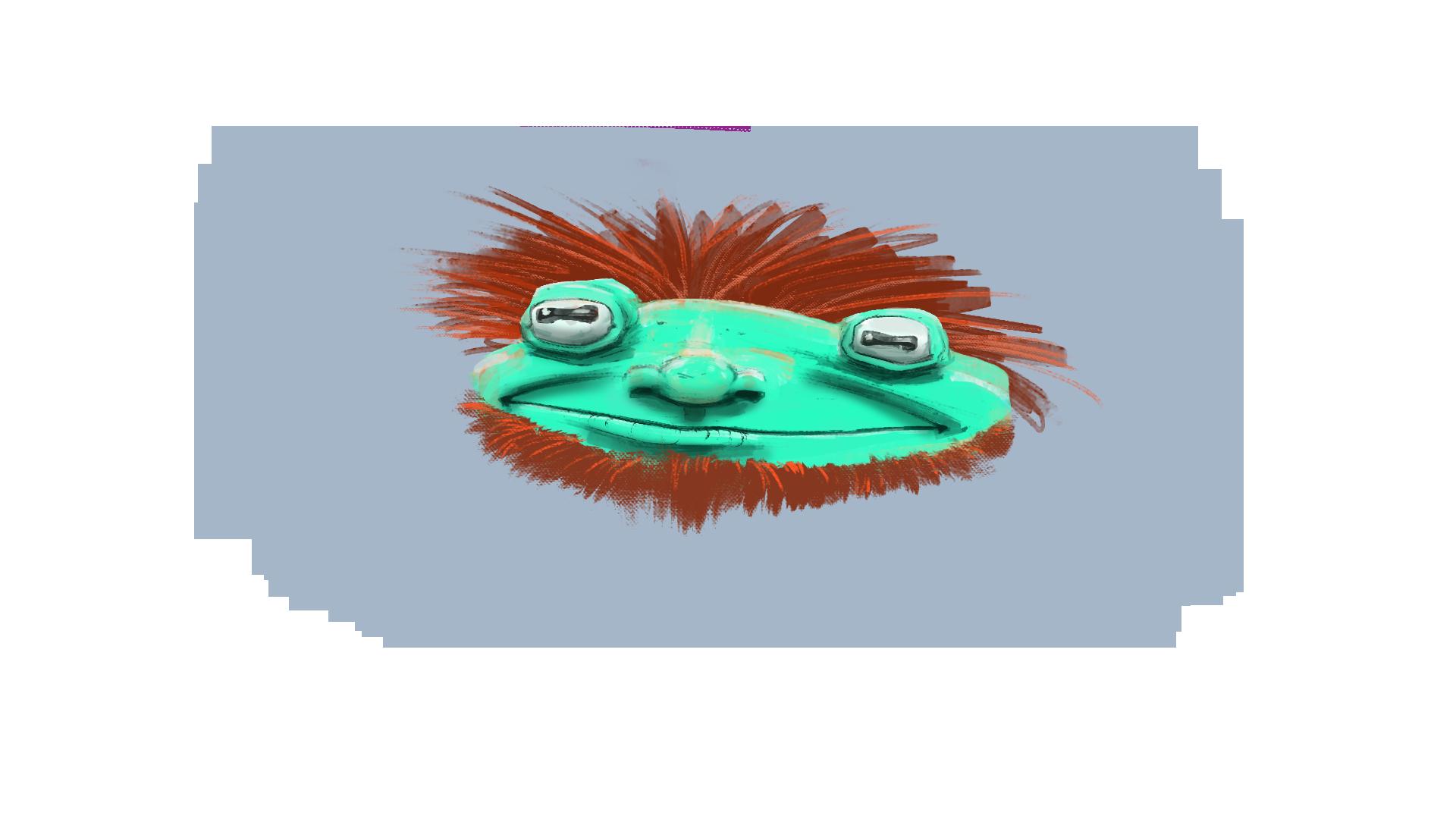 Frog-o-Mancer