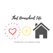 This is our logo. We are Australian Homeschoolers at That Homeschool Life.