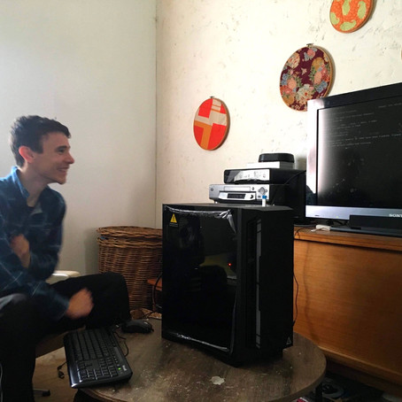 WHEN BUILDING A PC IS SO MUCH MORE THAN BUILDING A PC (aka how to engage a homeschooling teen)