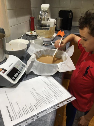 Learning by Cooking