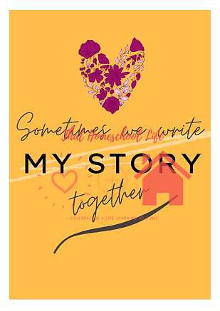 Sometime we write my story together post