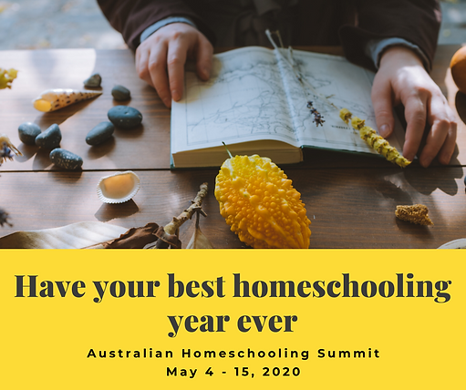 Have your best Homeschooling Year ever.p