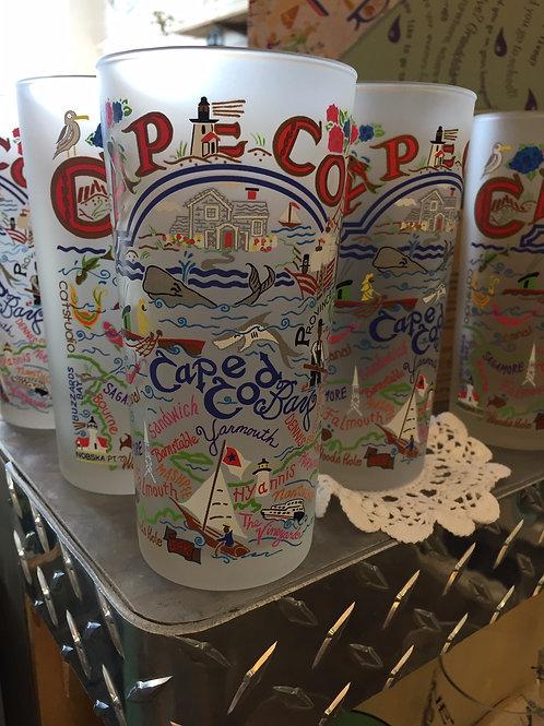 Cats Studio Cape Cod Drinking Glasses