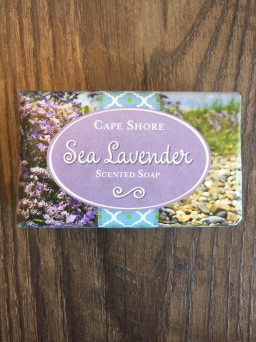 Cape Shore Soaps (Sea Lavender)