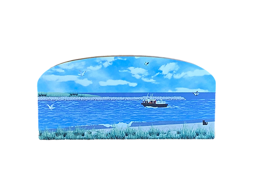 'Jetty' By Cat's Meow Village