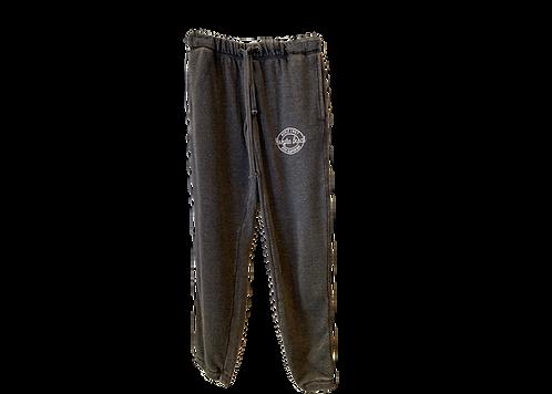 Ladies Burnout Charcoal Pant
