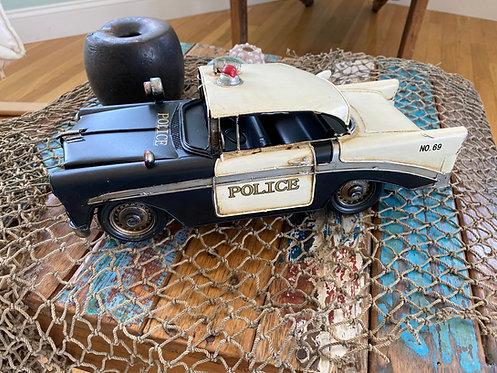 Vintage Police Cruiser