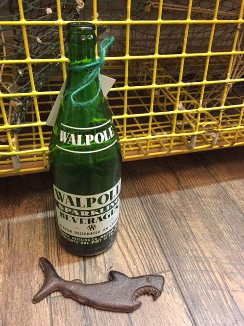 Shark Anchor Cast Iron Bottle Opener
