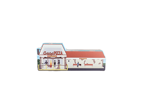 Cristy's Pizza By Cat's Meow
