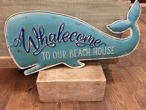 Whalecome to our Beach House
