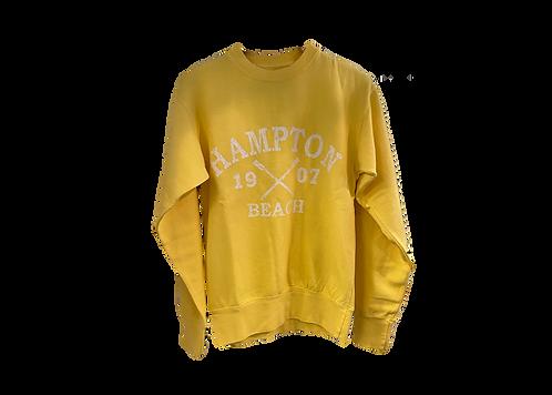 Butter Crew Neck Adult Sweatshirt