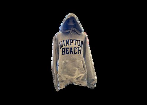 Oxford Grey Hampton Beach Heavyweight Hoodie