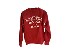 Red Hampton Beach Crew Neck.png