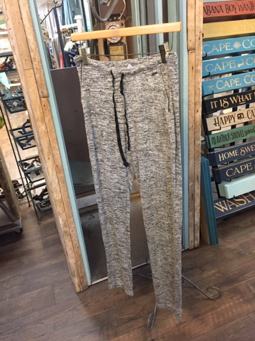 Carefree Threads Heather Grey Super Soft Jogger/House Pants