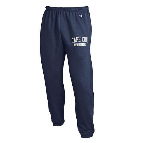 Official Champion Adult  Powerblend Banded Bottom Pant