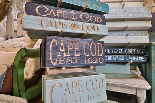 Cape Cod Signs