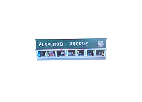 Playland Arcade By Cat's Meow
