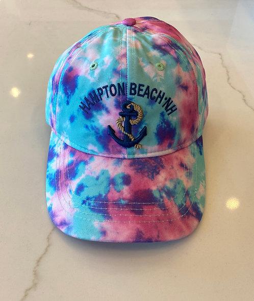 Hampton Beach Tye Dye Hats