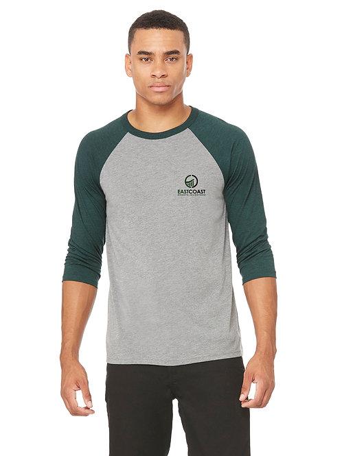 """ECSI - """"Hook"""" Three-Quarter T-Shirt"""