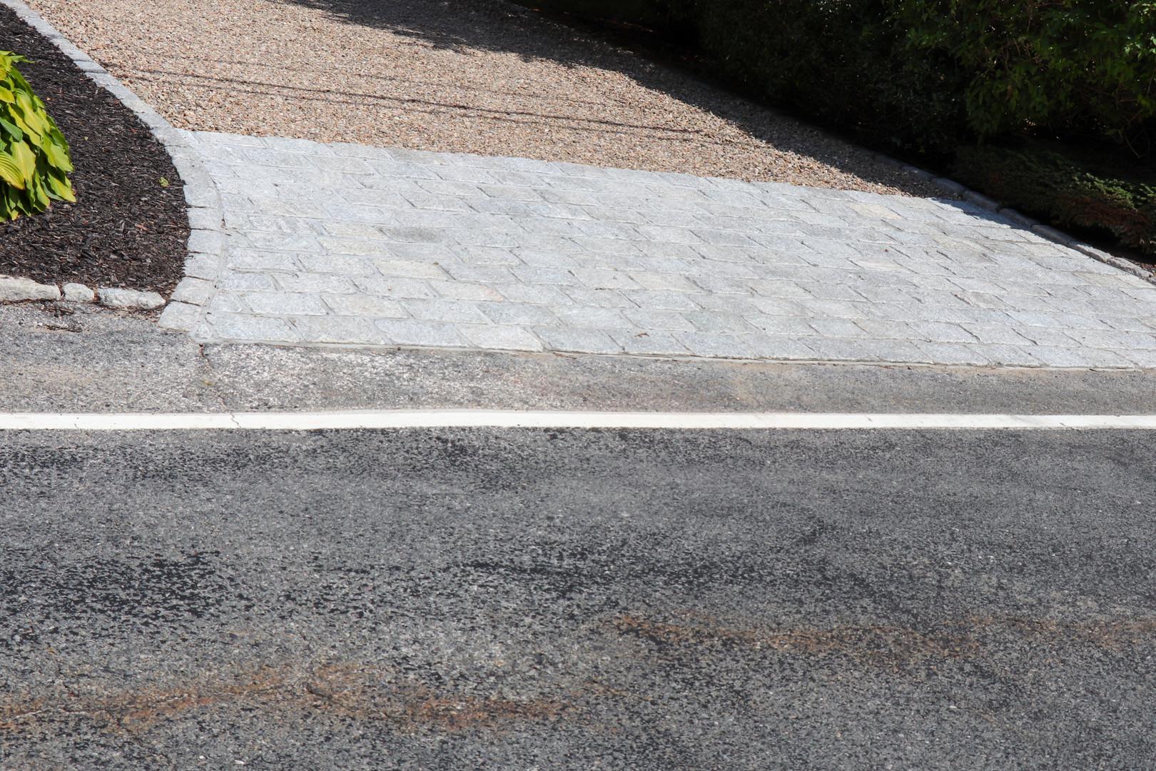Cape Cod Driveway Aprons