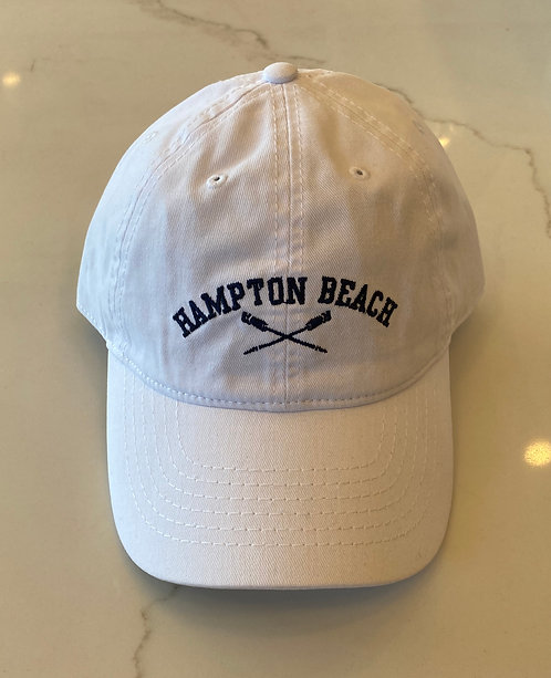 Hampton Beach Crossed Oars Hat