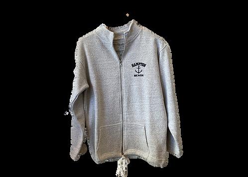 Adult Full Zip Nantucket Fleece