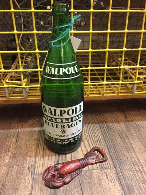 Lobster Cast Iron Bottle Opener