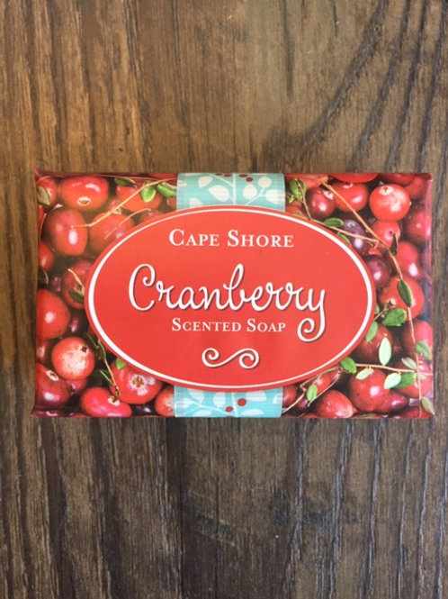 Cape Shore Soaps (Cranberry)