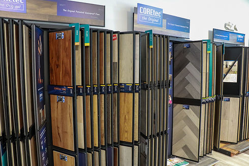B & L Floor Covering Coretec