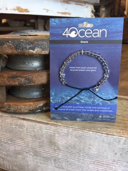 4 Oceans Shark Bracelet