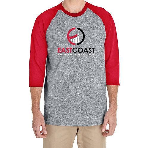 "ECSI - ""OHIO STATE"" Style Three-Quarter T-Shirt"