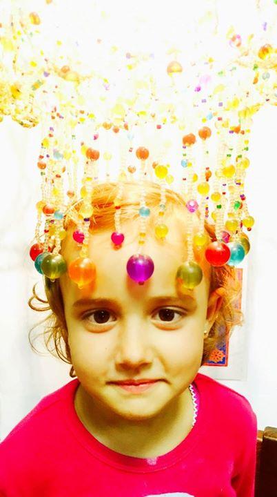 Princesa Aroa. A la pequeña de Frozen la llamaron Ana por equivocación. Aquí comprobarán que a sus 5