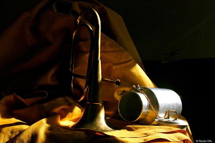 Bodegones para el estudio de los metales y claroscuro