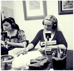 Entrevista en la radio en _Está de moda Tenerife_