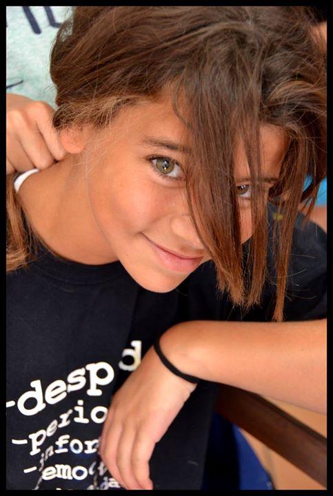 Momentos inolvidables en olorAMAR- Carlota (alumna de todo el año)- En los Talleres de Verano 2013 e