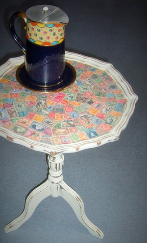 Stamp Table