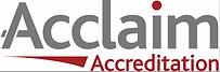 Acclaim Accreditation Web Link