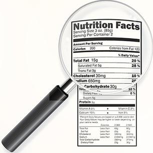 The Low Calorie Lowdown